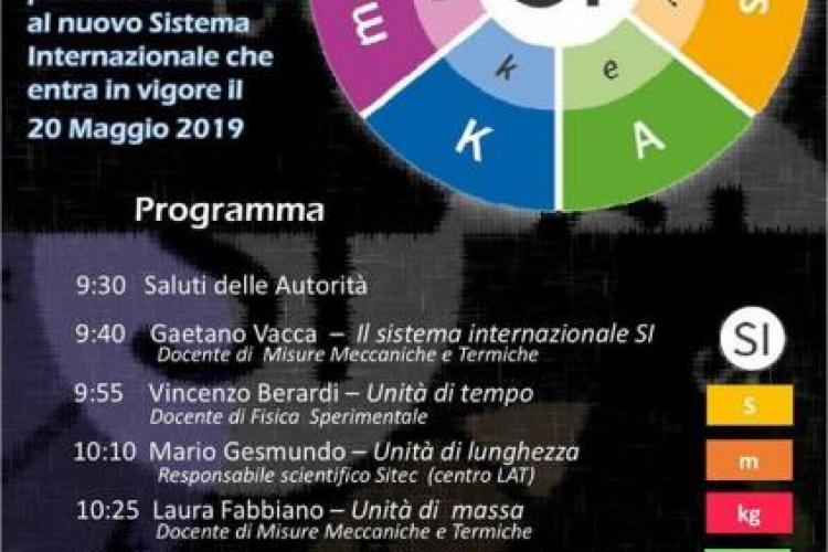 World Metrology Day 2019 - 7 storie su misura