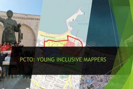 PCTO - Young Inclusive Mappers